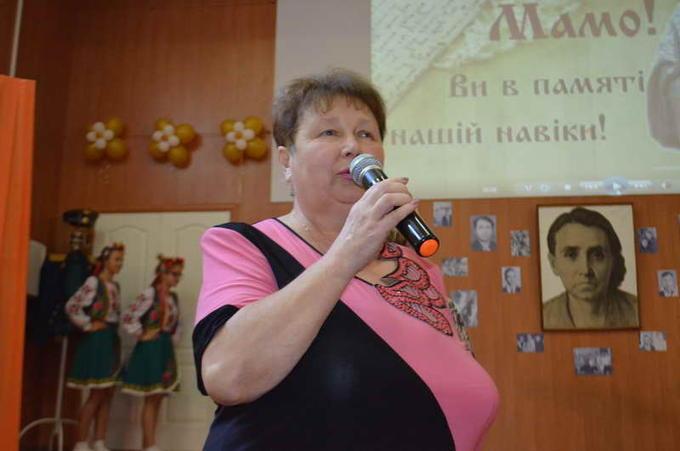 10.2019,сент, Ромны, слово директору СШ № 2 - Л.А.Скрипке