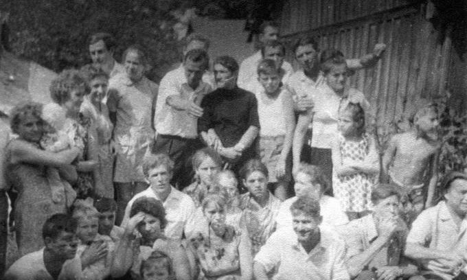 1972. Деревские снова вместе - спасибо киностудии.