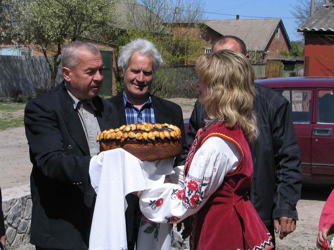 2007. Встреча Деревских.