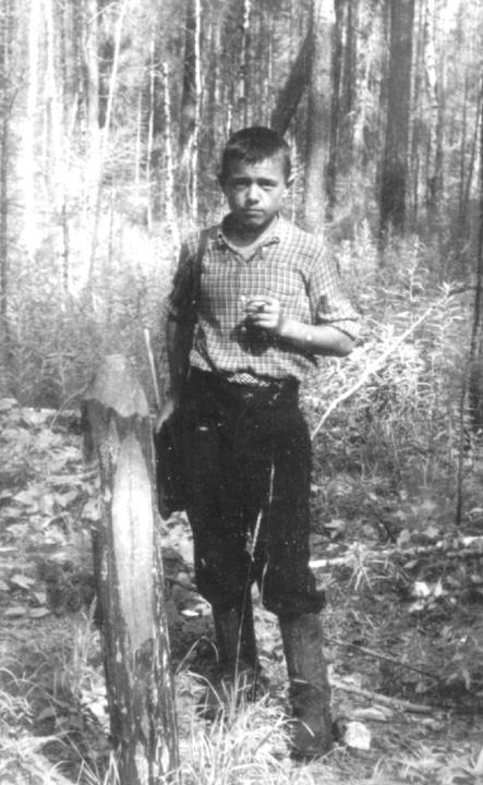 Юрко, детдом, С-Буда, 1952 год, Деревские в Середино-Будском детском доме им.Николая Островского.