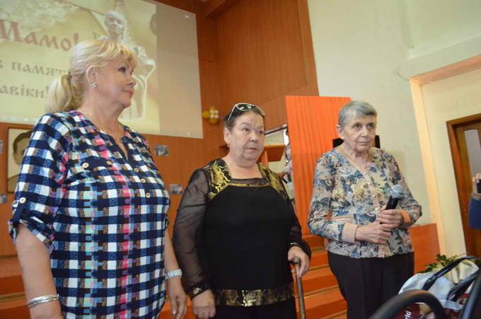 9.2019,сент, Ромны, Три сестры, Деревские - Жанна, Люда, Алла (Света)