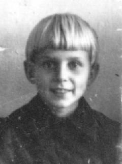 Алла-Светлана Деревская, 1949.
