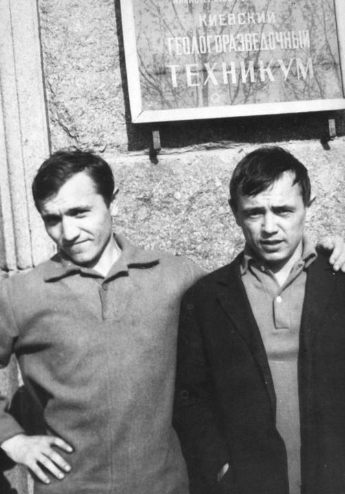 Демьян Емельянович и Юрко Емельянович Деревские - родные братья.