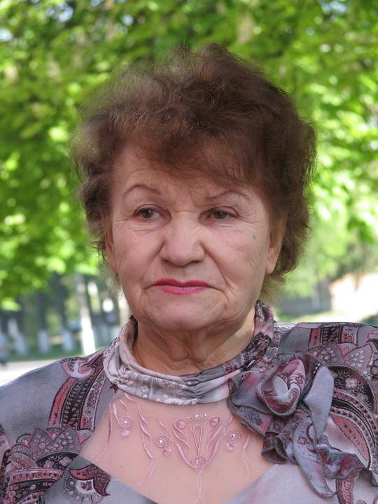 Лидия Тищенко-Деревская