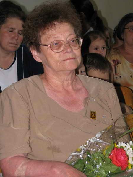 Ольга Ненюкова-Деревская. 2011 год.
