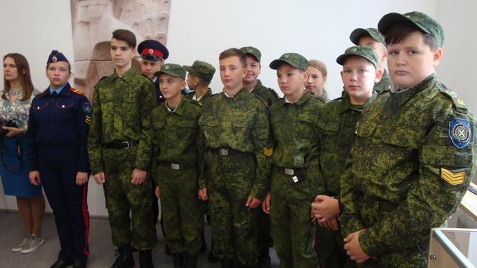 Экспозиция А.А. Деревской в Музее боевой славы, г. Жигулёвск, Самарская область, Россия