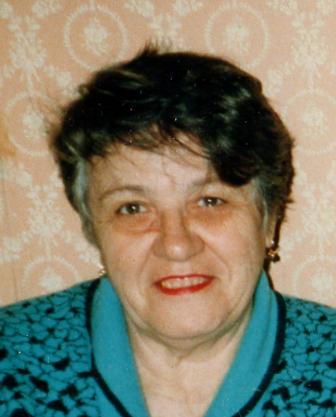 Римма Ивановна Деревская - жена Геннадия.