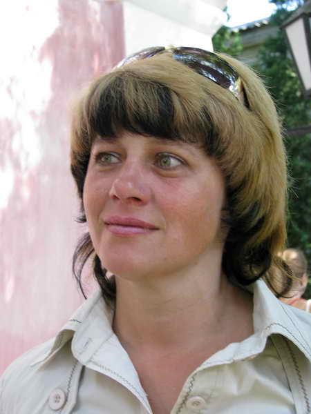 Светлана Деревская, внучка - дочь Валерия. 2011 год.