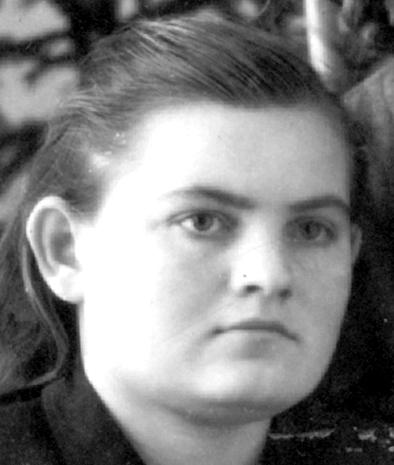 Валентина Потехина-Деревская - Валя большая