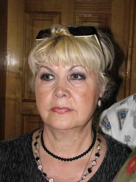 Жанна Карандей-Деревская. 2011 год.