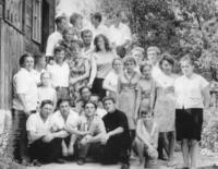 1972 год. Встреча Деревских, памятные события Встречи-1972