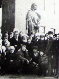 1982 год. Встреча Деревских, памятные события Встречи - 1982