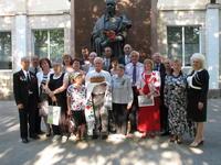 2012 год. Встреча Деревских, памятные события Встречи - 2012